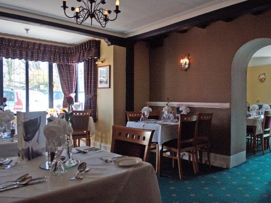 Exford, UK: Hotel Restaurant