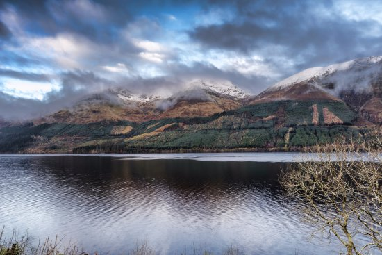Letterfinlay Lodge Hotel: The Loch View