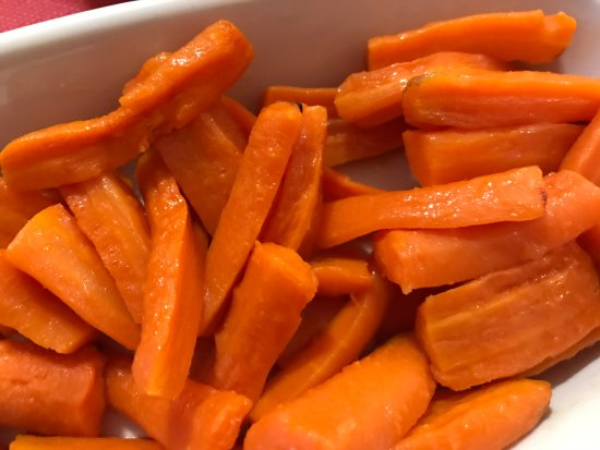 Il Monarca: carote ottime