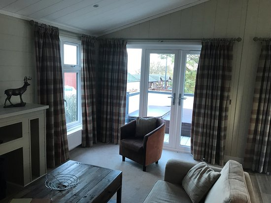 Greystoke, UK: Elbony 2 premier lodge
