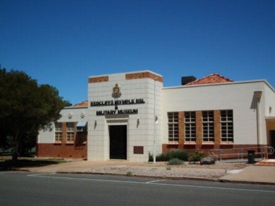 Red Cliffs Military Museum