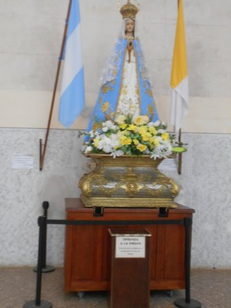 Itatí, Argentina:  Basílica Nuestra Senora De Itati