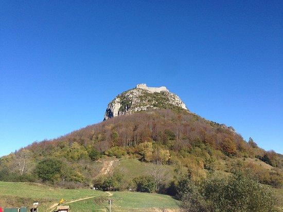 Montsegur, France: le chateau