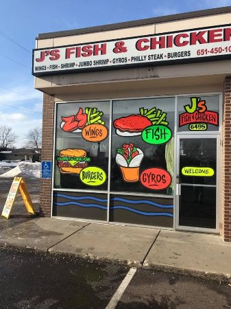 Inver Grove Heights, MN: js fish&chicken
