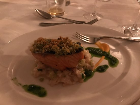 Castle Grove Country House Hotel: Food was delicious.