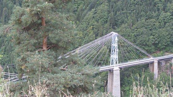 Le Train Jaune: Brücke des Train Jaune