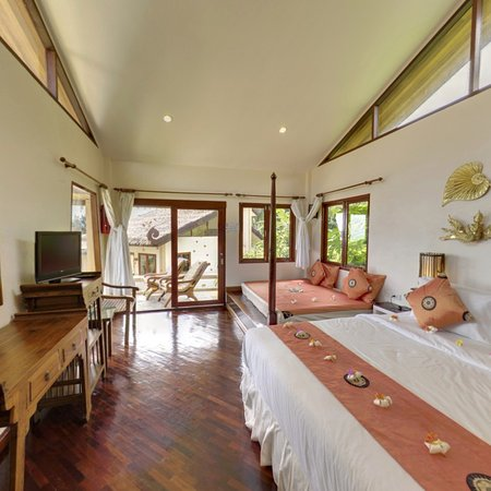 Khanom Hill Resort: Pool Villa