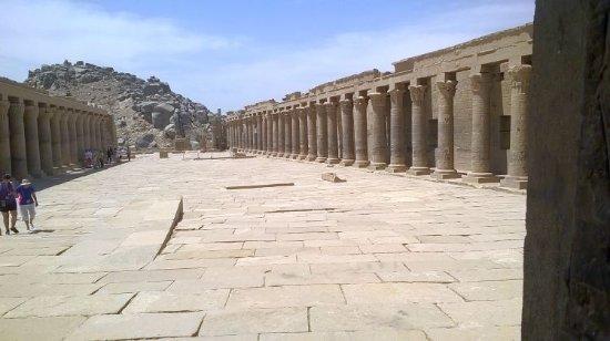 Aswan Governorate, Egypt: Il tempio di Filae