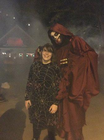 Kings Island: Great costumes