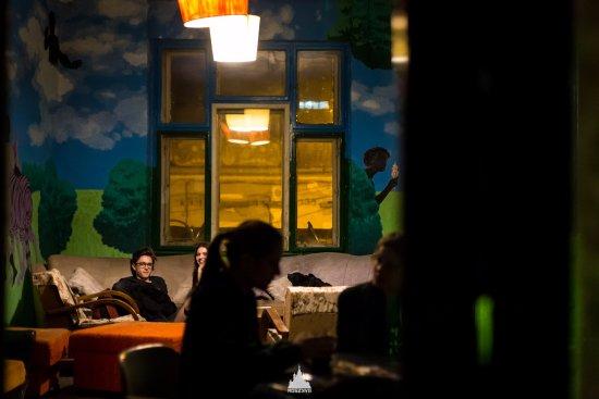 Moszkva Cafe