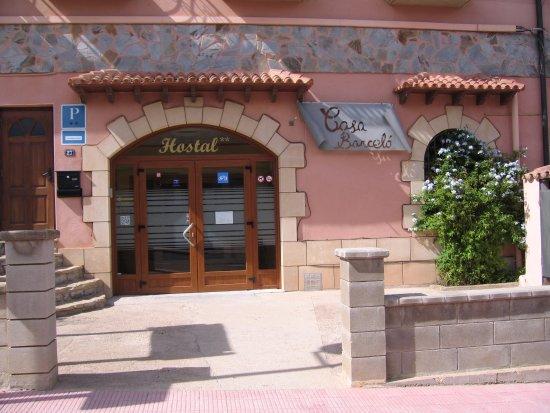 Casa barcelo horta de sant joan spain hostel reviews - Casa barcelo hostel ...