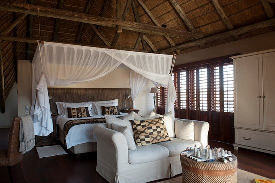 Augrabies Falls National Park, South Africa: Upstairs Suite