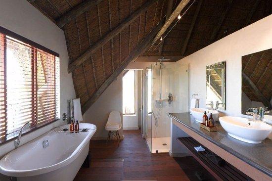 Augrabies Falls National Park, Νότια Αφρική: Suite Bathroom