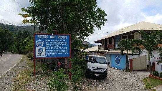 Peters Dive Resort: 20160904_120146_large.jpg