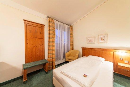 Novum Hotel Seidlhof München: Einzelzimmer