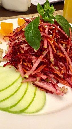 Doktor Vatson Restaurant: Прекрасный салат из свеклы