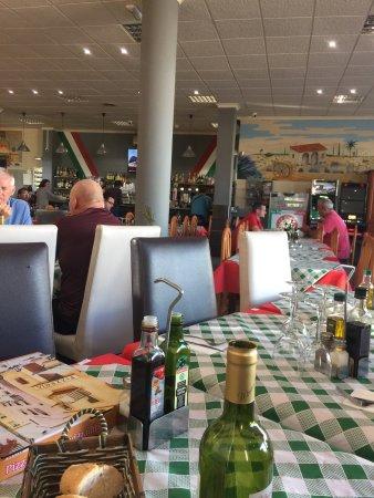 Restaurante pizzeria di fratelli la nonna en ondara con cocina pasta y pizzer a - Pizzeria la nonna ...