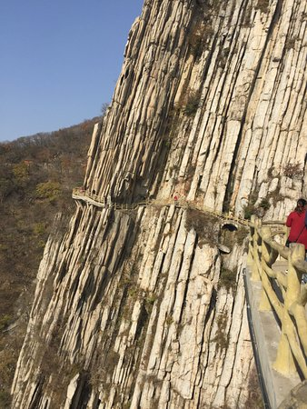 Dengfeng, China: Songshan mountain