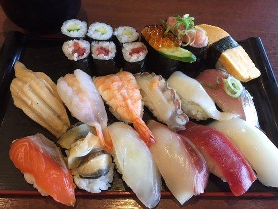 Kaita-cho, Japón: 満腹セット