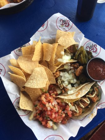 The Spot: tacos with chips?