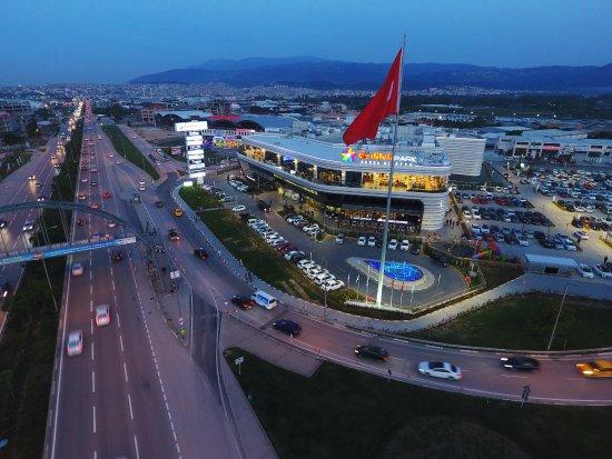 OzdilekPark Bursa Nilufer