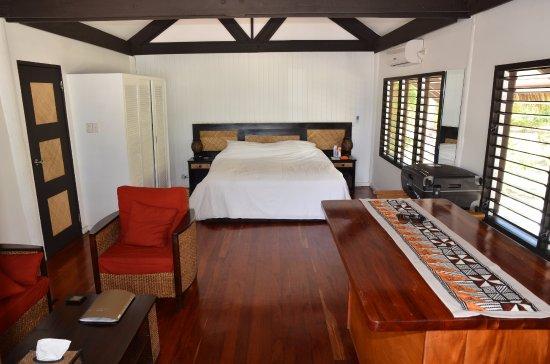 Yasawa-øerne, Fiji: Our bure #6
