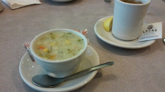Manheim, Pensilvania: Chicken soup