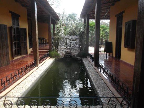 Ticul, เม็กซิโก: Entrance to the Chocolate Museum