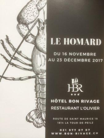La Tour-de-Peilz, Zwitserland: Novembre 2017