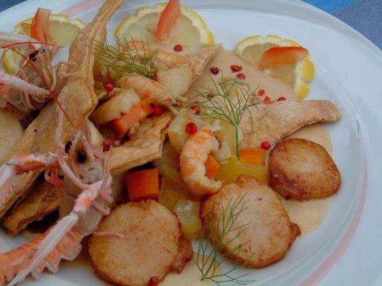 Restaurant Hotel Le Capricorne Image