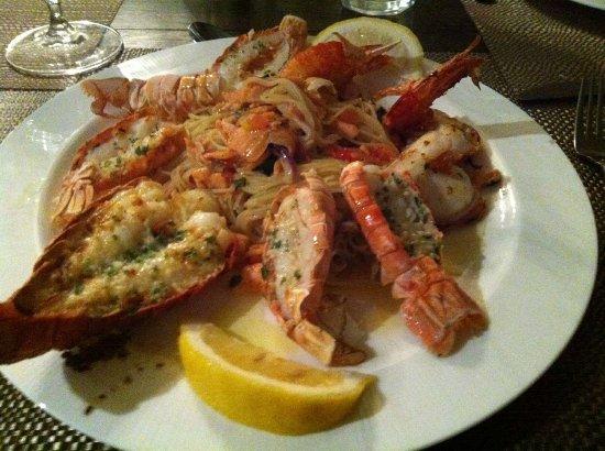 Kemptville, Canadá: Lobster Dish
