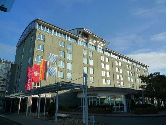 M venpick hotel nuremberg airport neurenberg duitsland for Nurnberg hotel