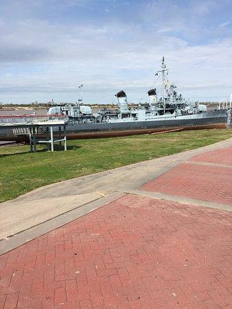 USS Kidd Photo