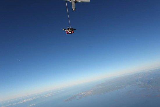 Lancaster, UK: Flying through the sky