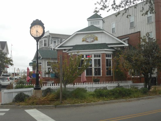 Lost Colony Brewery And Cafe On Roanoke Island Near Nags Head