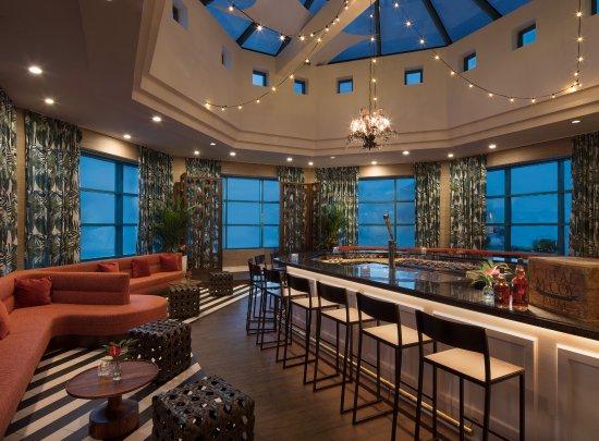 Hilton Daytona Beach Oceanfront Resort Mccoys Rum Room