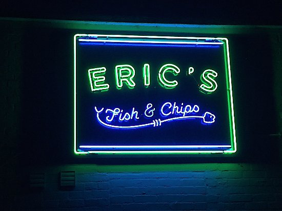 Thornham, UK: The Excellent Eric's Fish & Chips