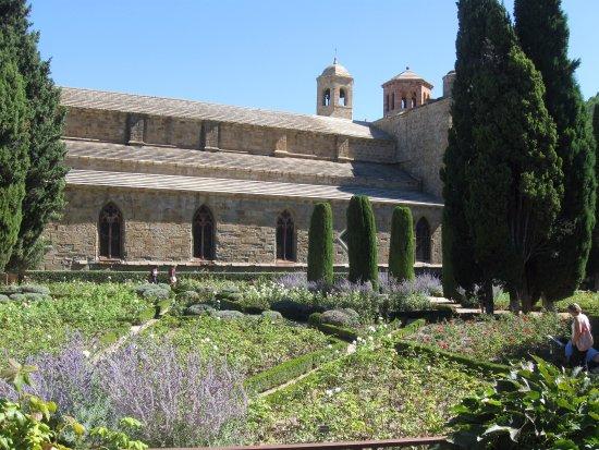 Abbaye de Fontfroide: les jardins