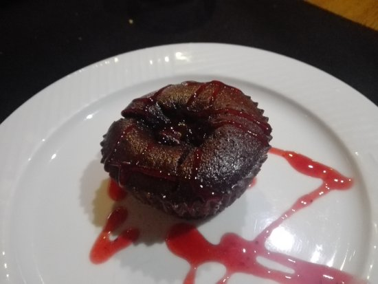 Montornes del Valles, Spain: Coulant de Chocolate