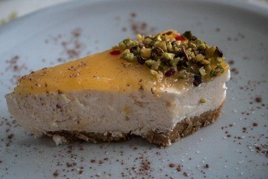 Neviano degli Arduini, Ιταλία: cheese cake