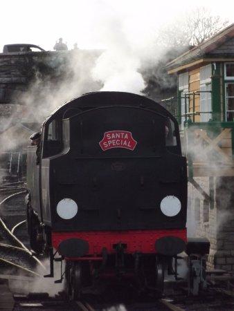 Σουανέιτζ, UK: Swanage railway