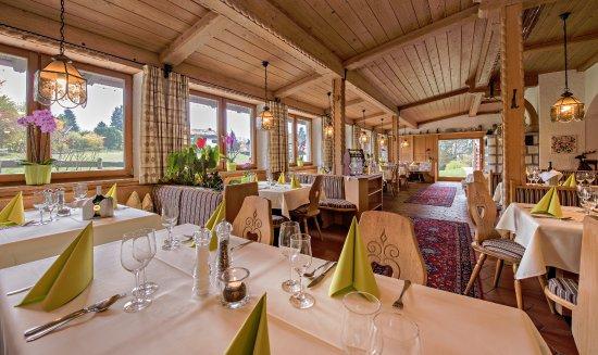 Unterwossen, Alemania: Restaurant