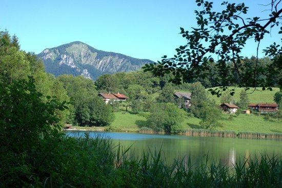 Unterwossen, Alemania: Wössner See