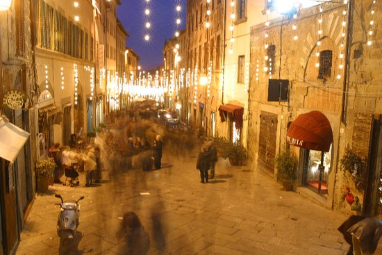 Province of Arezzo, Italy: Weihnachtsstimmung