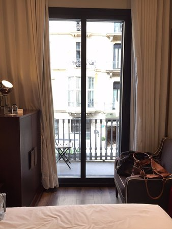 Hotel Pulitzer: Room 119