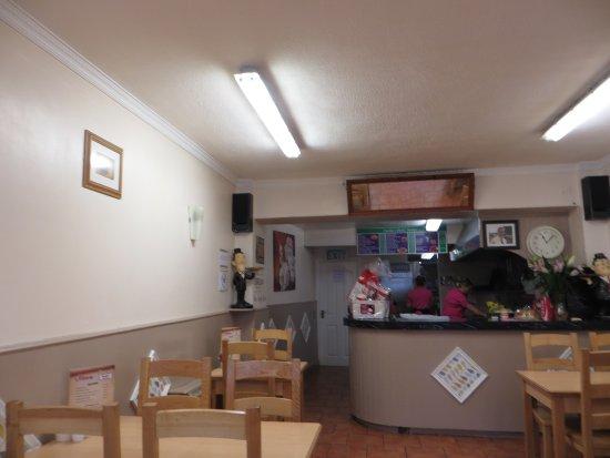 Ballymote, Ιρλανδία: Picnic Basket Restaurant