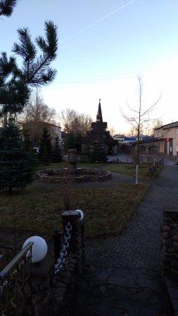 Lomonosov, Russland: Софийская церковь