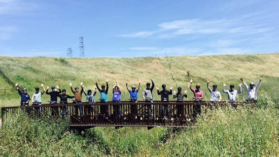 Livermore, CA: Team building at it's best