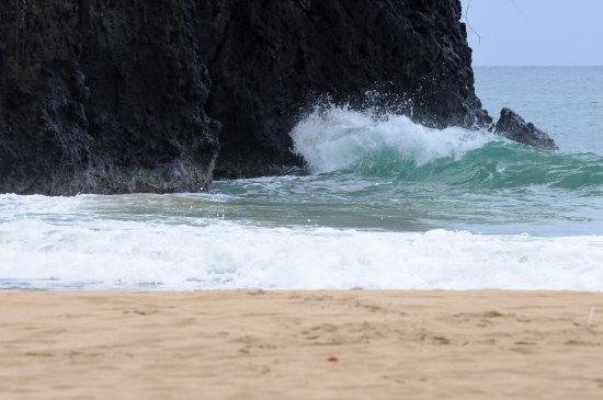 Isla Bastimentos, Panama: Private beach