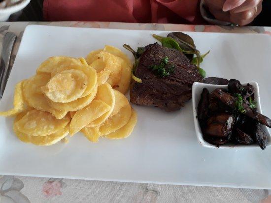 Ascain, Francia: Tournedos